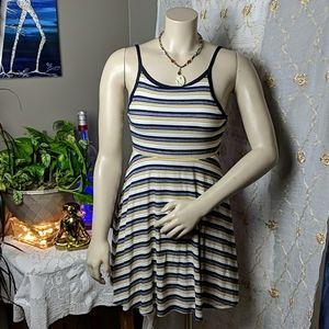 Art Class girls spaghetti strap lined summer dress
